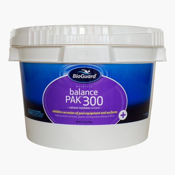 BioGuard Balance PAK 300 bucket for dependable pool construction Merrillville.