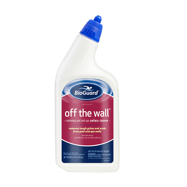 Off the wall pool product, for proper pool water conditioning turn to the pool experts at swimming pool store Chesterton.