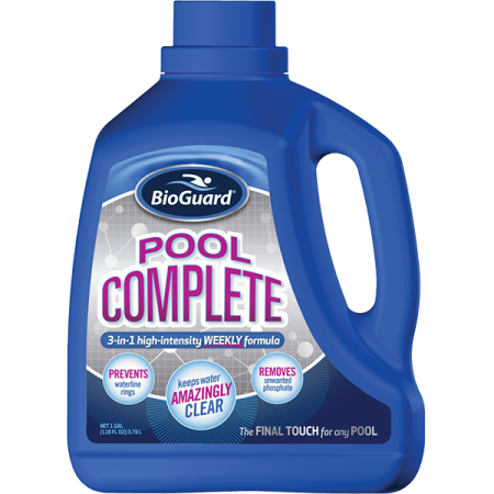 BioGuard pool complete gallon jug for good Valparaiso pool business that can does inground swimming pool openings.