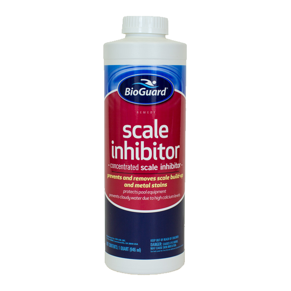 Example of scale inhibitor for local pool installer NW Indiana.