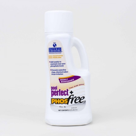 Pool perfect and phosfree chemical for pool when searching for good pool installation company Tinley Park.