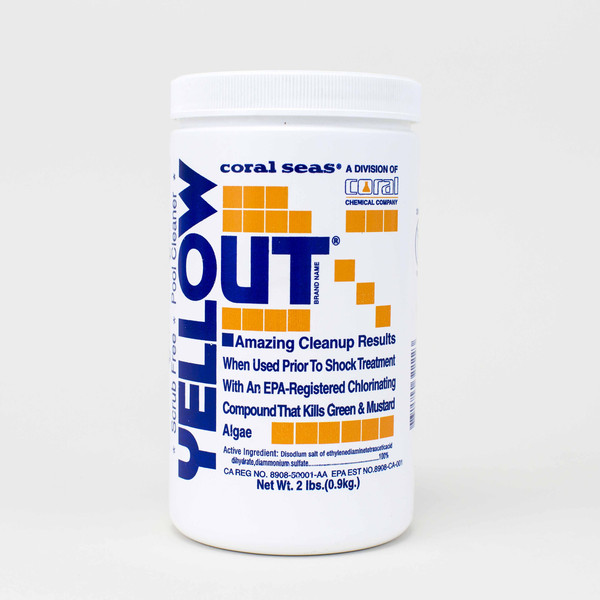 YellowOut shock treatment when searching for good pool installation company St. John.