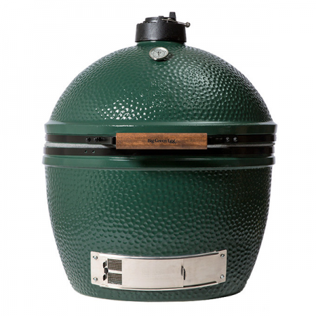 XLarge Big green egg, check out our pool and grill products available at swimming pool company in Saint John IN.