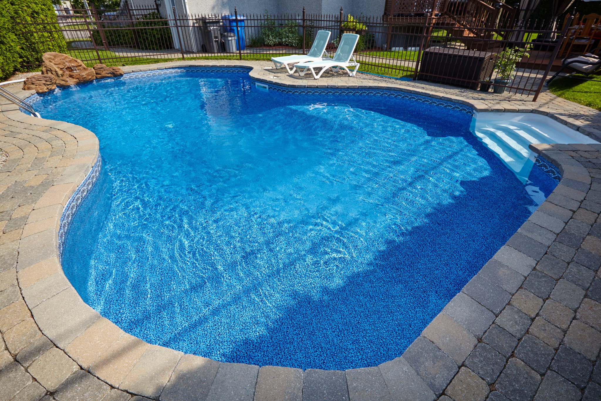 New Pool Introduction